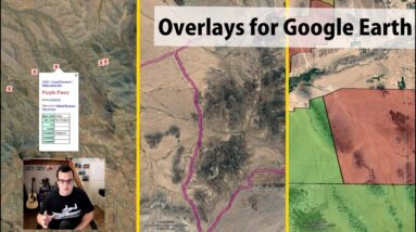 3 Helpful Overlays for Trip Planning   Google Earth