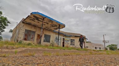 Forgotten Ghost Towns of Route 66