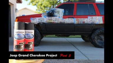 Jeep Grand Cherokee Project (Part 5)