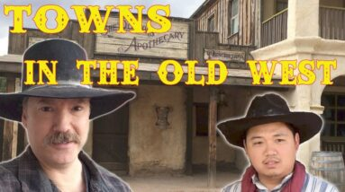 Old West Towns