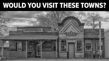 These Creepy Small Towns Actually Exist in America and You Can Visit Them
