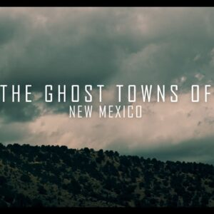 The ghost towns of New Mexico Part 1/ BMPCC 4k