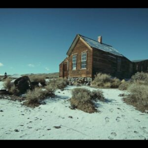 Ghost Towns in 4K