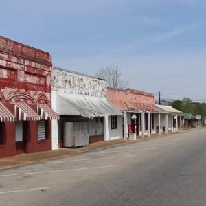 The Backroads and Small Towns of Alabama - Day TWO of Cross Country Road Trip Challenge / BBQ Bonus