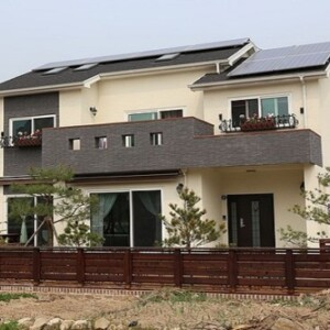 types and features of eco friendly homes design