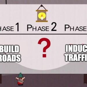 does induced demand apply to bike lanes and other questions