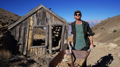 18 Months Living In An Abandoned Ghost Town